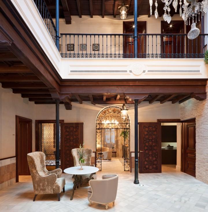 Hotel Casa 1800 Sevilla Persevera Producciones