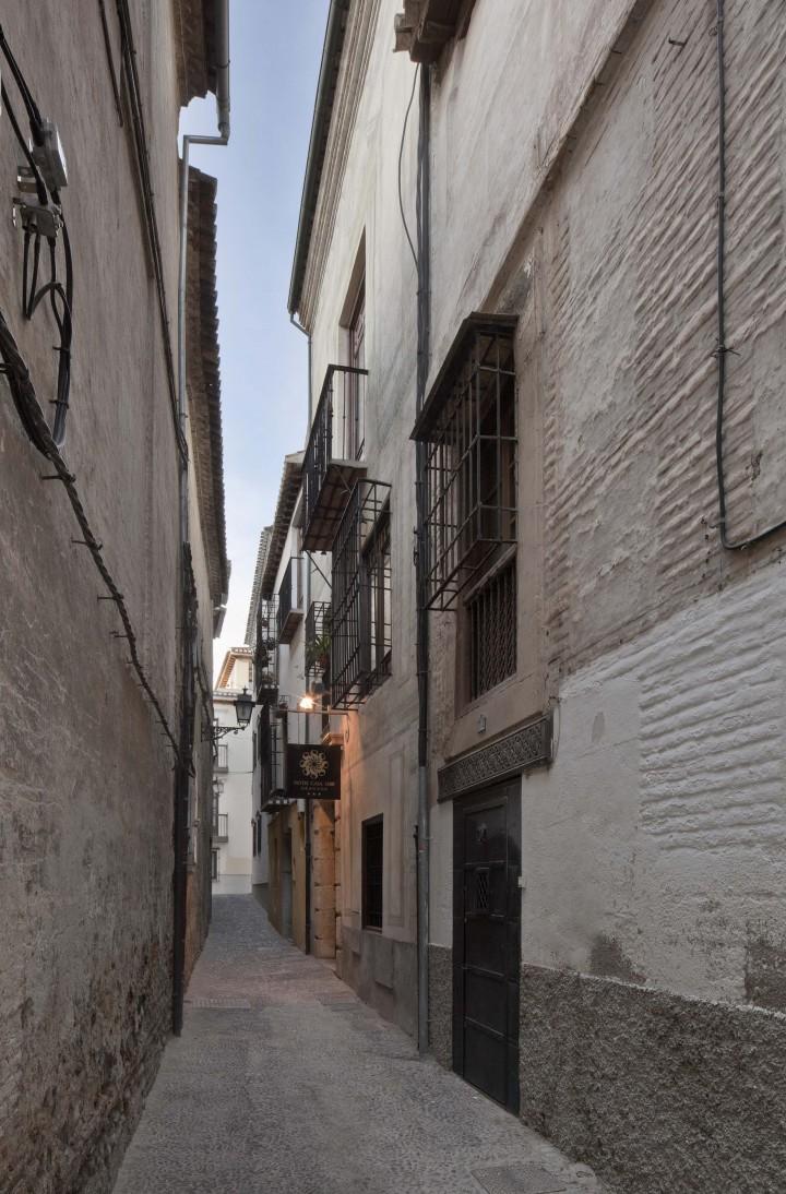 Hotel Casa 1800 Granada Persevera Producciones
