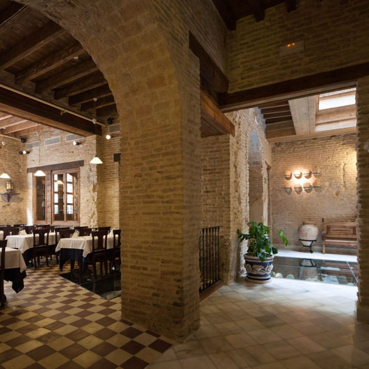 Casa del Tesorero Sevilla PERSEVERA PRODUCCIONES