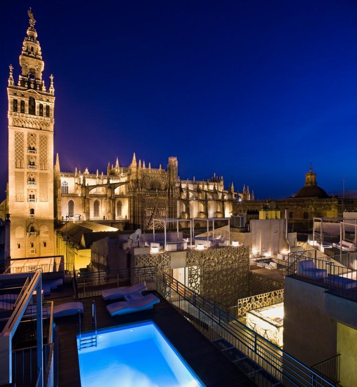 Hotel EME Sevilla Persevera Producciones