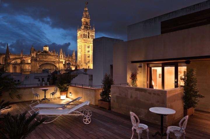 PERSEVERA PRODUCCIONES HOTEL CASA 1800 SEVILLA DONAIRE ARQUITECTOS