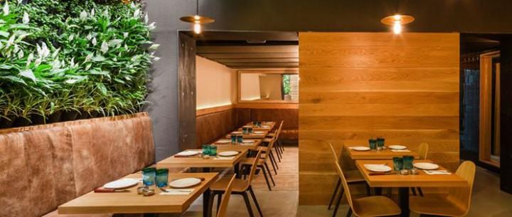 Restaurant Mamarracha Persevera Producciones Donaire Arquitectos