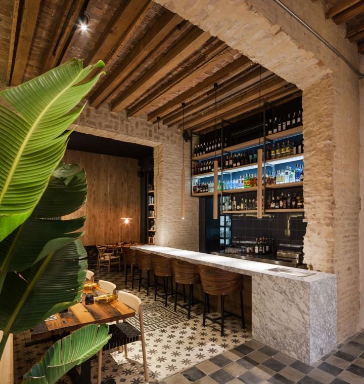 Perro Viejo Sevilla Donaire Arquitectos Persevera Producciones restaurant