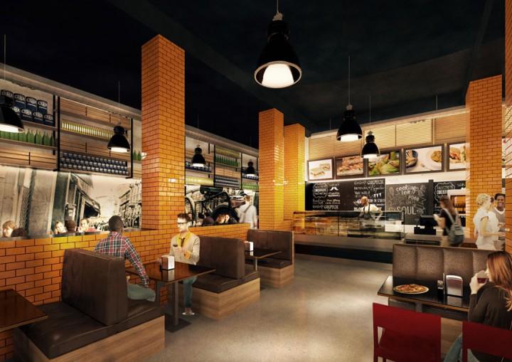 Pani&Pasta restaurant concept Persevera Producciones