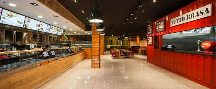 Pani&Pasta restaurant concept Persevera Producciones la Gavia Madrid