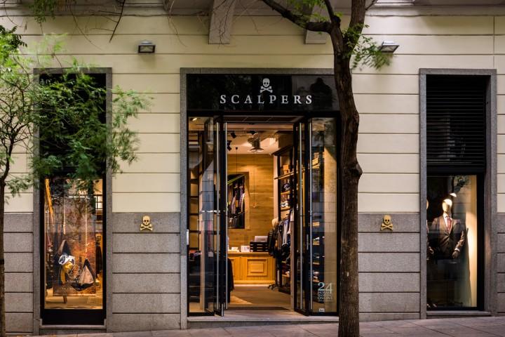 Scalpers Velázquez Madrid Persevera Producciones