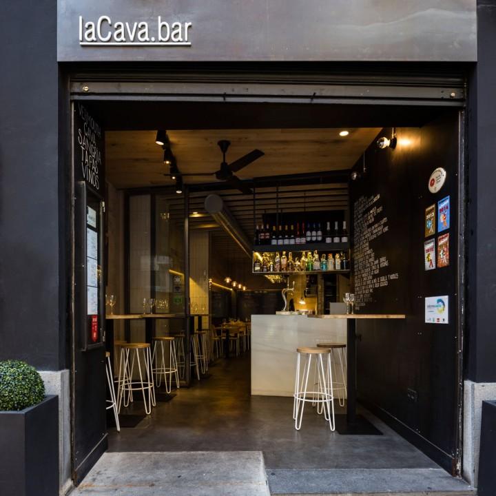 La Cava.bar Persevera Producciones